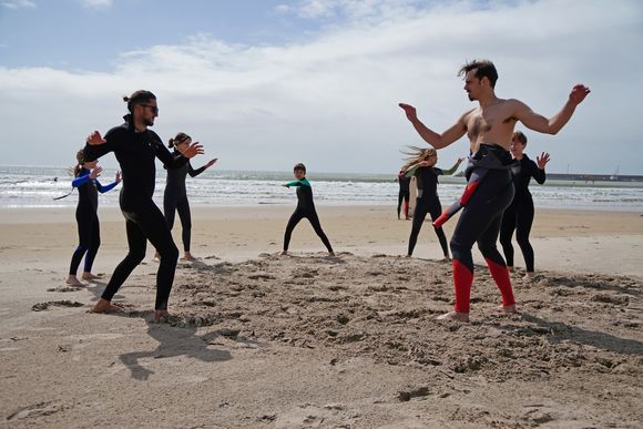 a-frame yoga- & surfcamp spanien - andalusien - aframe